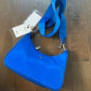 PETA & JAIN PALOMA COBALT BLUE PRINCESS POLLY BAG